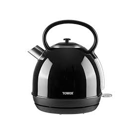 Tower Traditional Kettle Black
