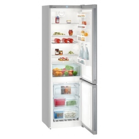 Liehberr Silver Fridge Freezer CNel 4813